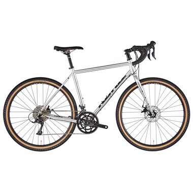 KONA ROVE 650B DISC Shimano Sora 34/50 Gravel Bike Silver 2021